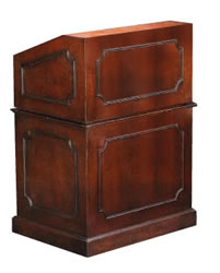 Presidential lectern new york furniture rental event for Furniture rental new york